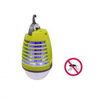 Lâmpada Mata Mosquito LED Recarregável