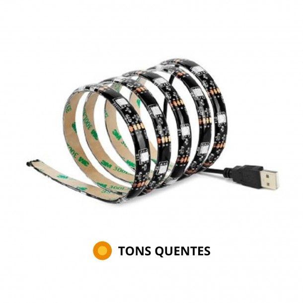 Fita LED USB 1M