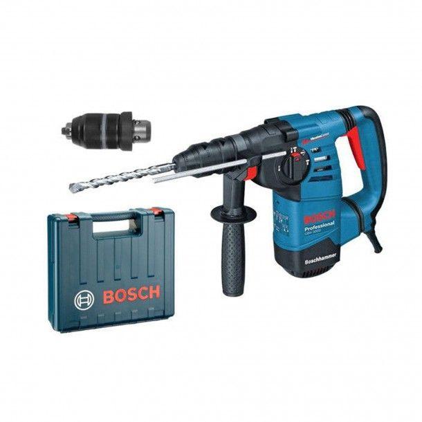 Martelo Perfurador/Demolidor - GBH 3000 Bosch