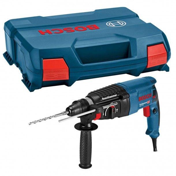 Martelo Perfurador - GBH 2 - 25 Bosch