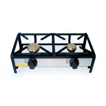Trempe Dois Queimadores 100/80 - 60x30 cm