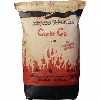 Carvão Vegetal 17Dm3 (+/ - 5 Kg )