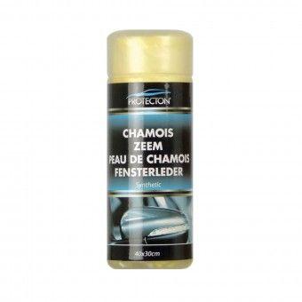 Camurça Sintética para Limpeza Automóvel 40x30cm