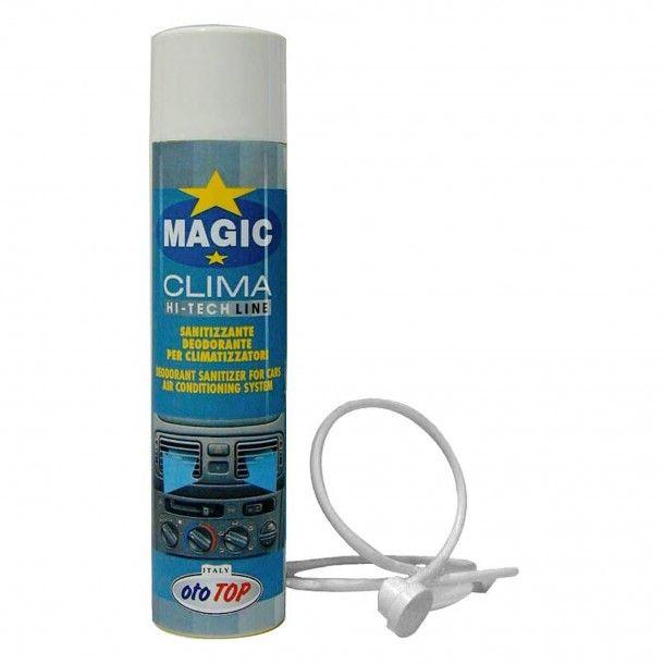 Spray Limpa Ar Condicionado Automóvel 400ml