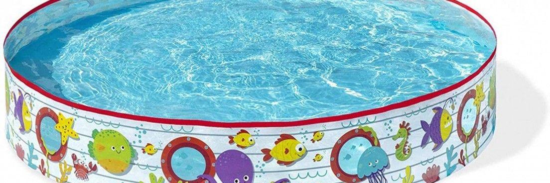 Piscina Infantil Redonda 152x25 cm