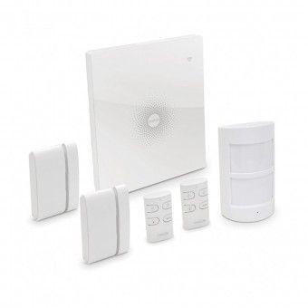 Sistema de Alarme WiFi Sem Fios Multizona