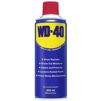 WD40 Spray Multiúsos 200ml