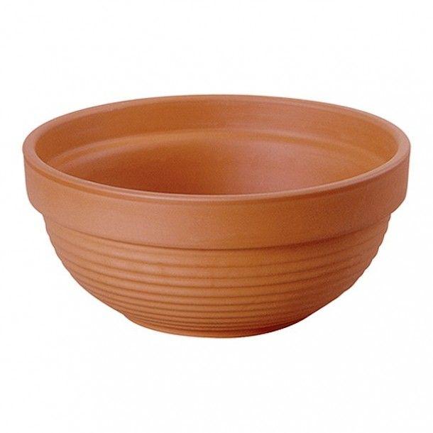 Vaso de Barro Taça Ondulada - Nº 32