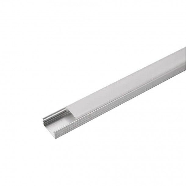 Perfil para Fita LED com Difusor 2M