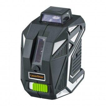 Nível Laser 360º Linha Verde X3 Laserliner