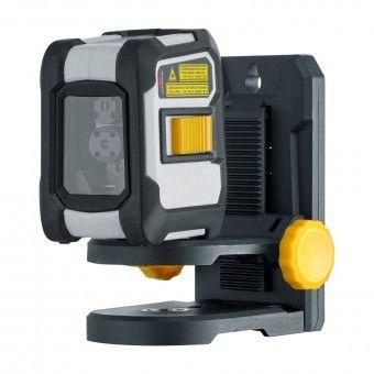 Nível Laser Cruz Vermelho Bluetooth com Kit Laserliner