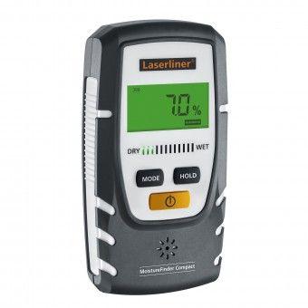Medidor de Humidade de Contato Laserliner