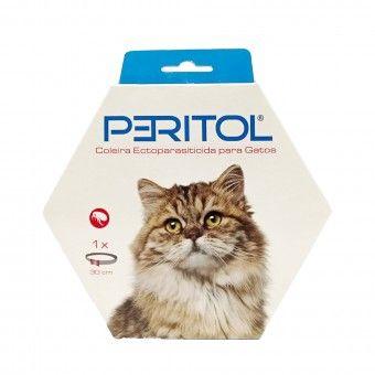Coleira Antiparasitária para Gatos