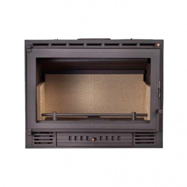 Recuperador de Calor a Lenha Ventilado R8A