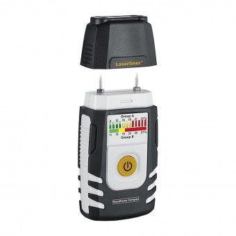 Medidor de Humidade Madeira WoodTester Laserliner