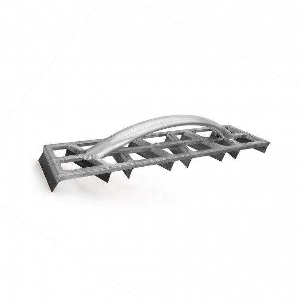 Raspador de Gesso de Alumínio 500x85mm