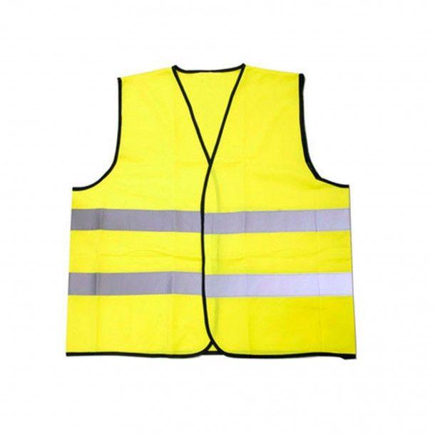 Colete Refletor Alta Visibilidade Amarelo
